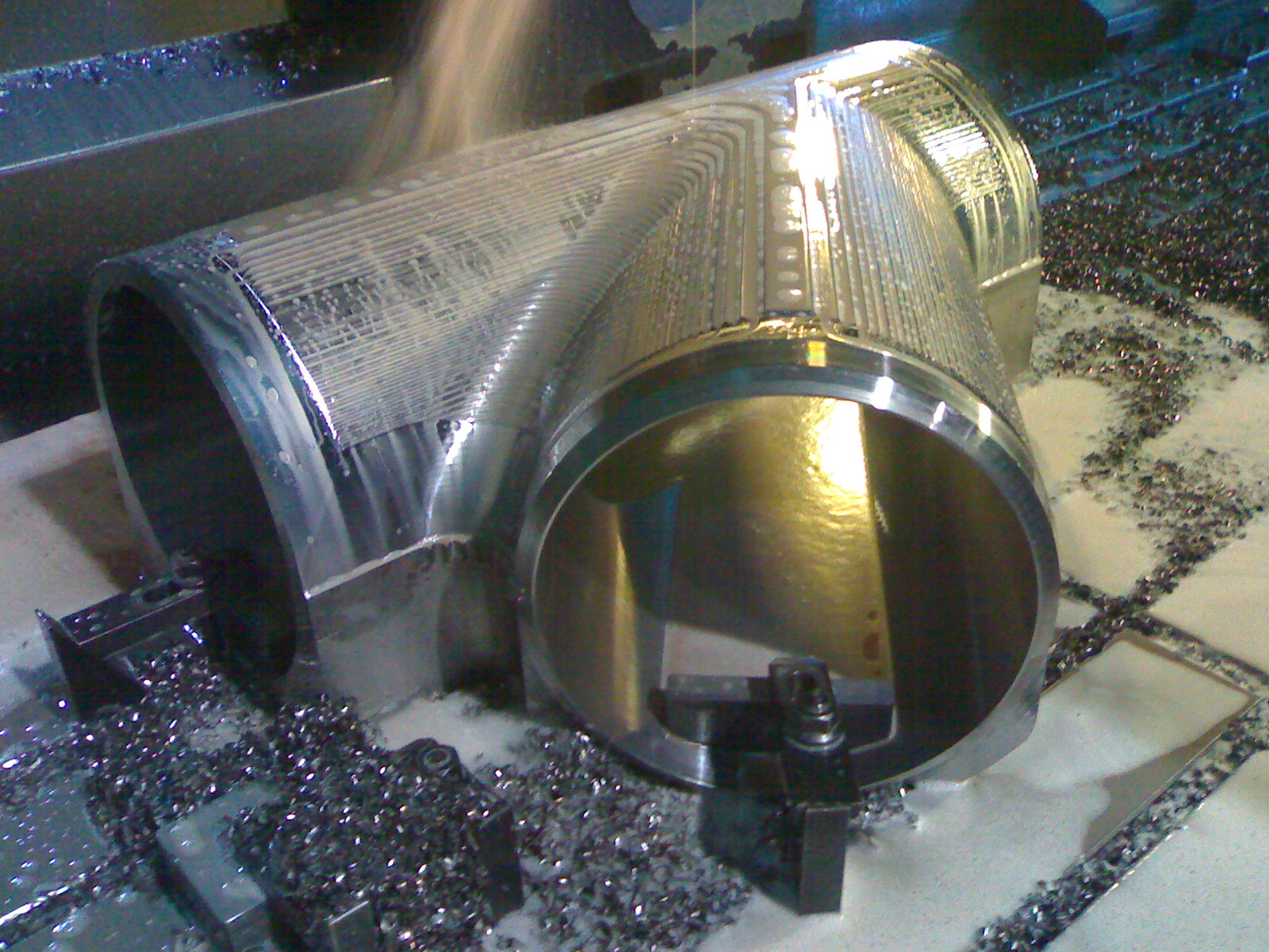 Light and Heavy Machining