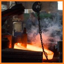 Forging-Round