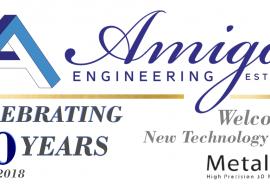 Amiga Engineering Metal 3D