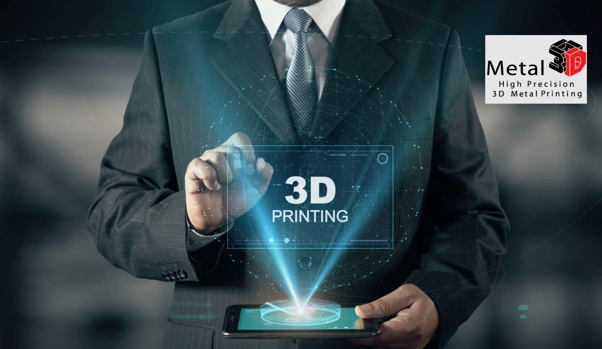 Metal 3D Printing - AMIGA