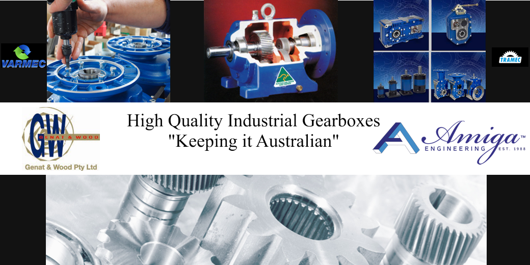 Indusrial Gearboxes