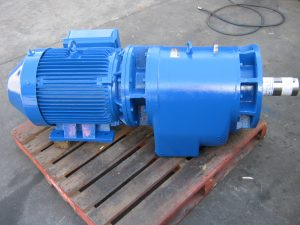 Refurbished gearbox