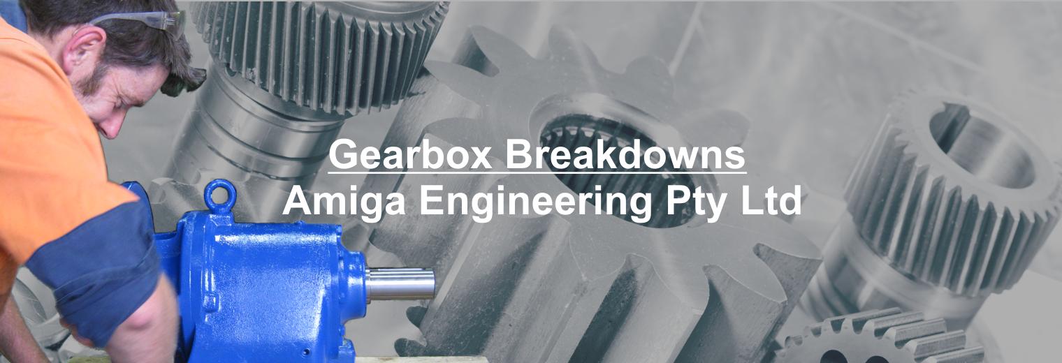 gearbox breakdown