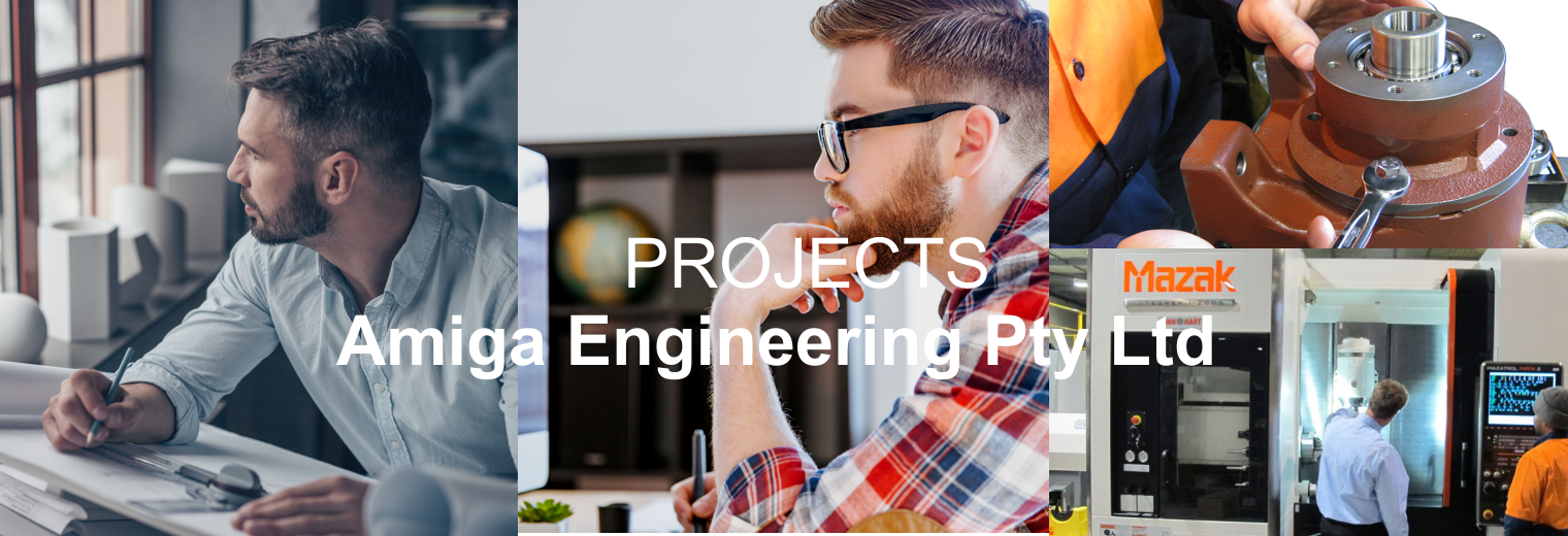 Amiga Engineering Projects