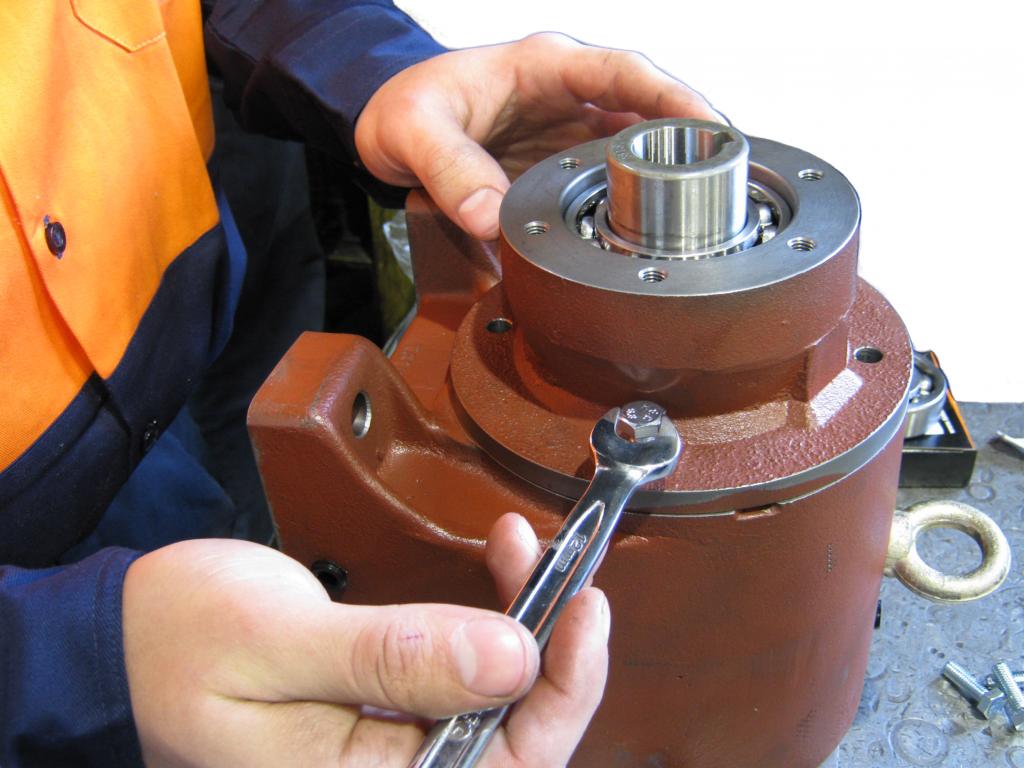 gearbox repairs