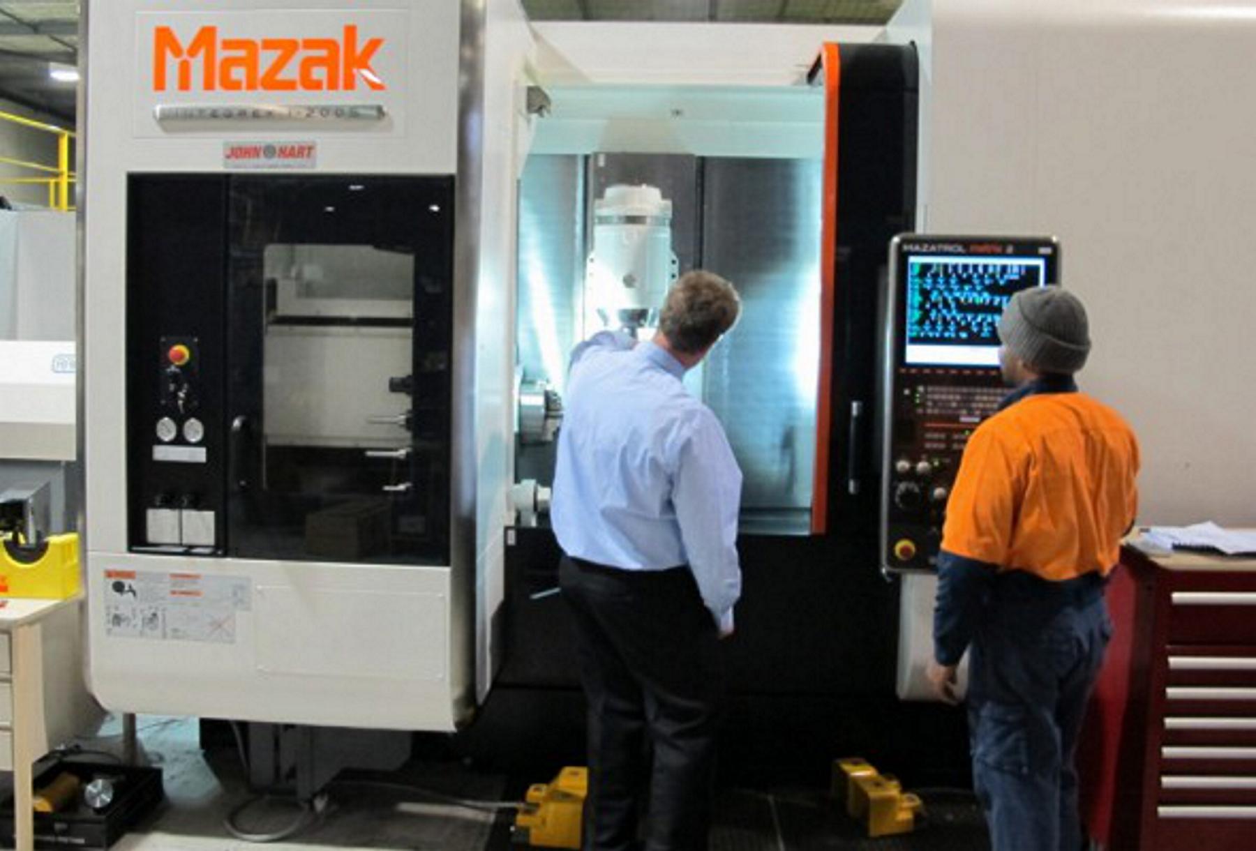 CNC Machining Victoria