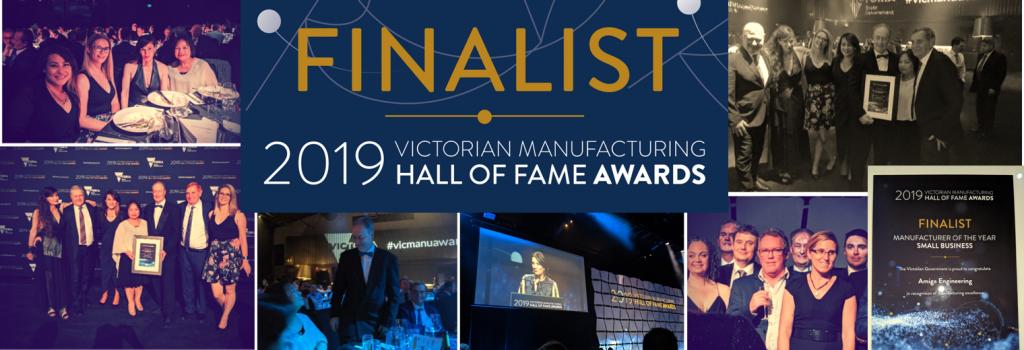 Victorian Manufacturer 2019