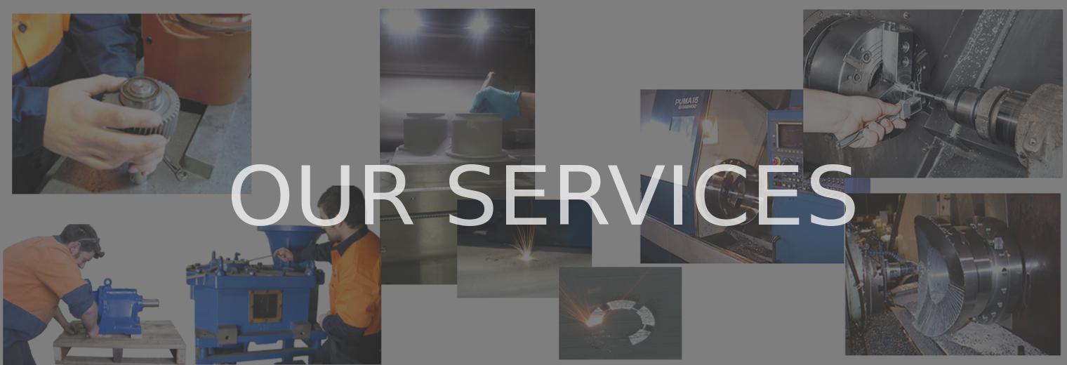 Services at Amiga