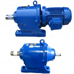 geared motor vs reducer