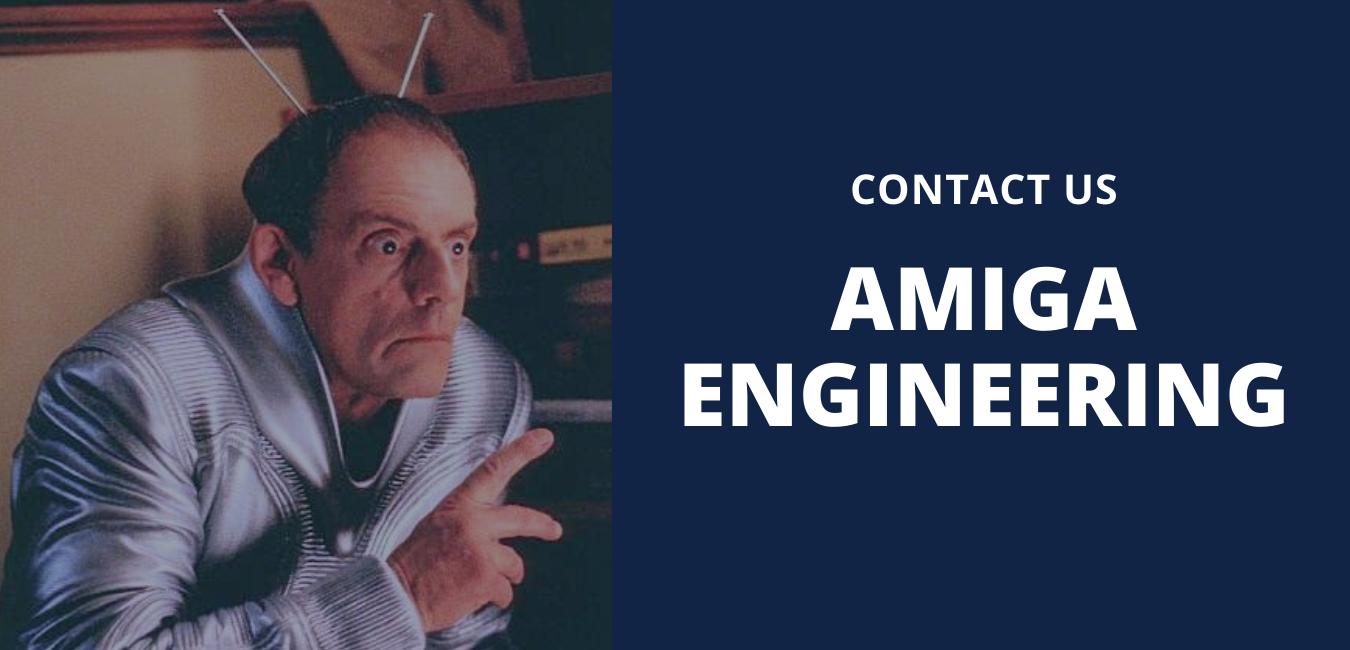 Contact us Amiga Engineering