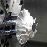 cnc machining turbine