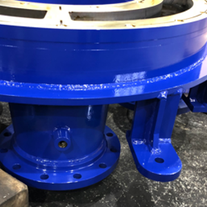 pan filter fabrication
