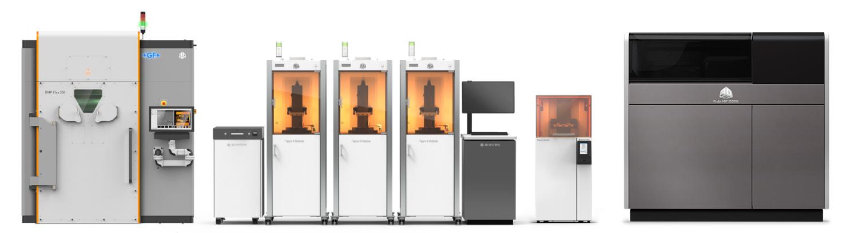 3 printers range