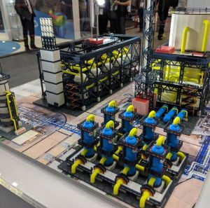 architechtural model 3d printing