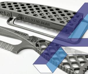 metal 3d printing australia
