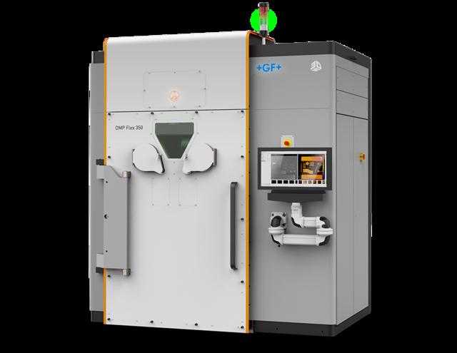 DMP metal 3d printing australia