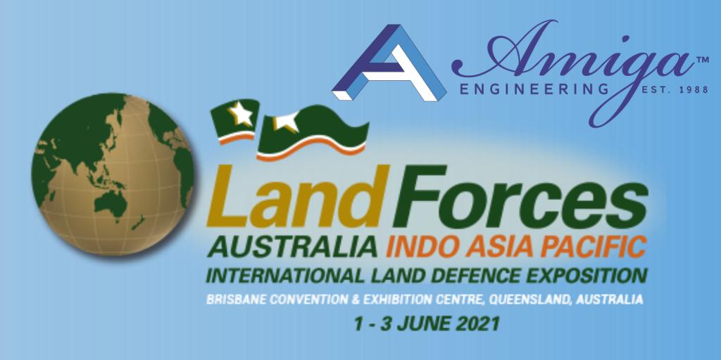 land forces 2021