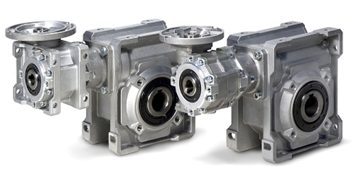 dual worm gearbox