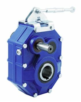 hollow shaft mount gearbox